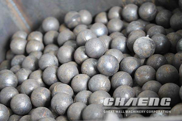 steel ball for ball mill