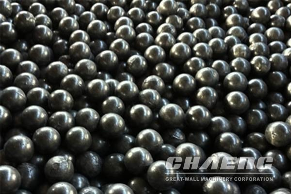 steel ball of ball mill