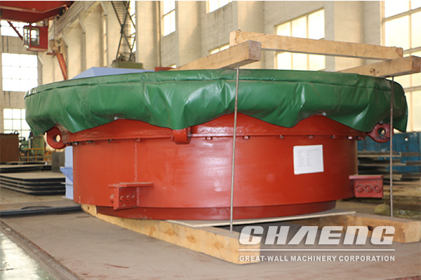 The grinding table of CHAENG to be delivered to Indonesia